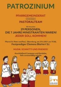 Patrozinium in Obernburg