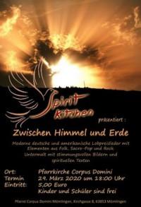 """Konzert von """"SPIRIT-KITCHEN"""" in Mömlingen >> wird verlegt"""